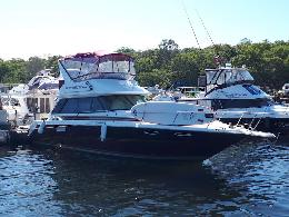 Added yacht Sea Ray 37