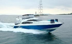 Added yacht Azimut 58