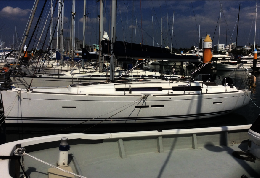 Added yacht Dufour 405 Grand large