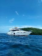 Added yacht Ferretti 631