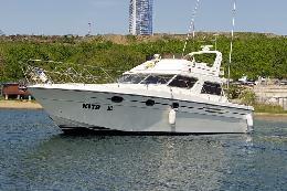 Added yacht Princess 45
