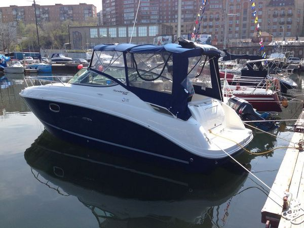 SeaRay Sundancer - 260